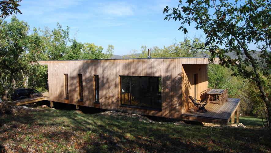 Maison dans les arbres 2