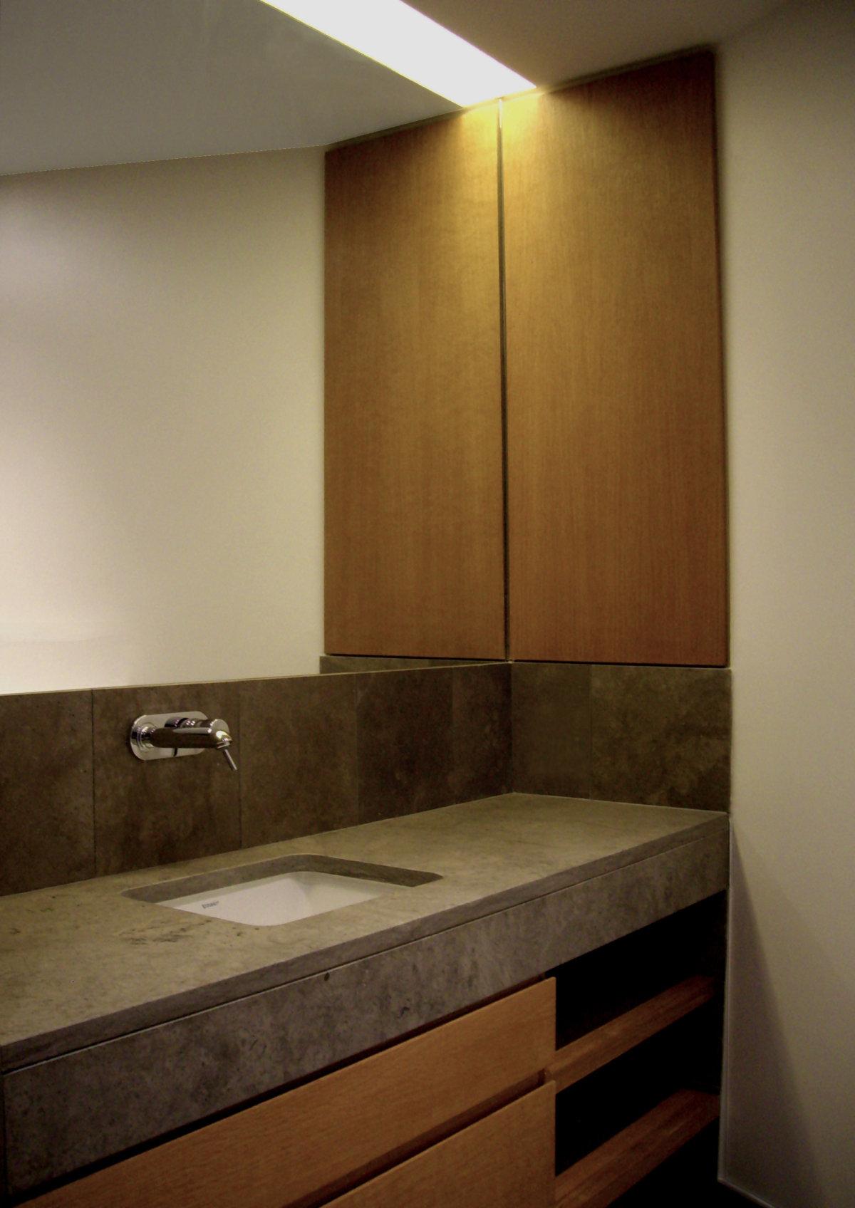 Miroir appartement haussmannien